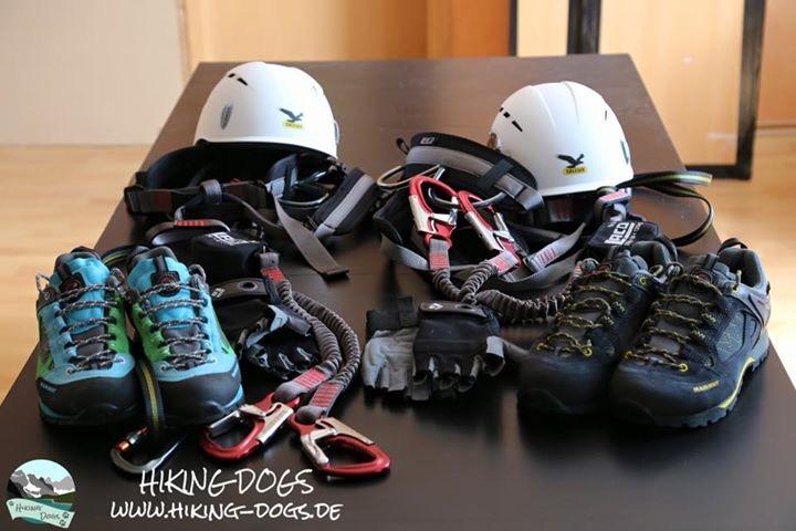 Klettersteig Ausrüstung : Klettersteiggehen grundwissen und tipps bergzeit magazin